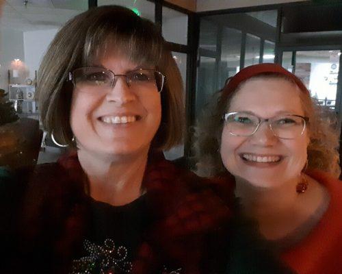 Jennifer and Ruth 2020